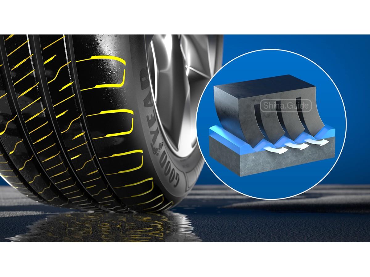 Нова шина для автомобілів класу SUV від Good Year -  EfficientGrip 2 SUV