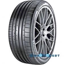 Continental SportContact 6 285/30 ZR22 101Y XL FR